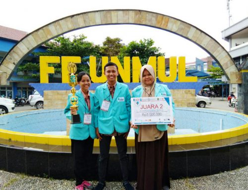 JUARA 2 – Accounting Competition @Mulawarman Accounting Event